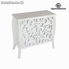 Mueble consola blanco - Colección Radiance by Craftenwood
