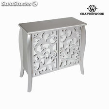 Mueble consola plata - Colección Radiance by Craftenwood