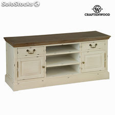 Mueble de tv lauren beige - Colección Winter by Craftenwood