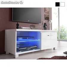 Mueble de tv led