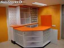 Muebles tipo oxxo