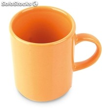 Mug coffee naranja