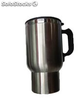 Mug de acero inoxidable