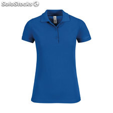 Mulher Camisa Polo 180 g/m BC0508-lr-2XL, Real