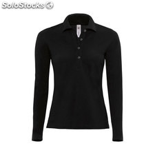 Mulher Camisa Polo 180 g/m BC0520-wh-2XL, Branco