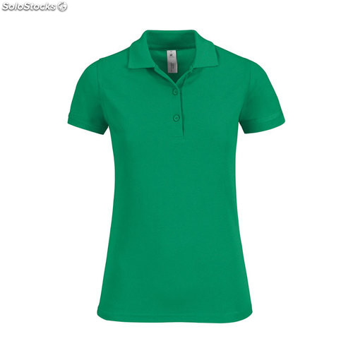 a1deae4e0 Mulher Camisa Polo 180 g/m2 BC0508-kg-xs, Kelly Green