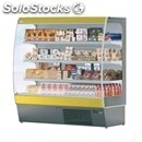Multideck chiller - mod. capri sl - suitable for meat and dairy products -