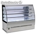 Multideck chiller - mod. evo self - ideal for pre-packed meat, cold cuts and