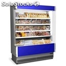 Multideck chiller - mod. speed60 verniciato - painted - ventilated cooling -