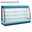 Multideck chiller - series: promotersg - auto defrost - ventilated cooling -