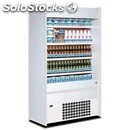 Multideck display fridge - mod. mini 110 - capacity lt. 615 - temperature °c
