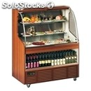 Multideck gastronomy buffet chiller - mod. tavernetta - with cool wine section -
