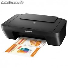 Multifuncion canon pixma MG2550S - res 4800x600PPP - 8/4PPM - scan 600x1200PPP -