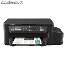 Multifuncion epson inyeccion color ecotank et-3600