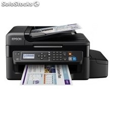 Multifuncion epson inyeccion color ecotank et-4500