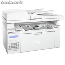 Multifuncion hp con fax laser mono pro M130FN - 22PPM - scan 1200PPP - adf - lan