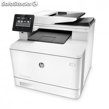 Multifuncion hp con fax lasercolor pro M477FDN - 28/28PPM - duplex - scan