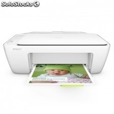 Multifuncion HP deskjet 2130 - 20/16 ppm - res. hasta 4800x1200ppp - scan