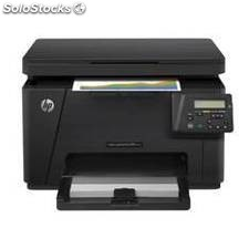 Multifuncion hp laser color laserjet pro m176n a4/ 16ppm/ 128mb/ usb/ red