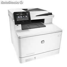 Multifuncion hp laser color pro M477FDW fax A4/ 27PPM/ usb/ red/ adf/ eprint/