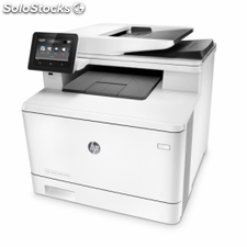 Multifuncion hp lasercolor pro m477fdn - 28/28ppm - scan 1200ppp -