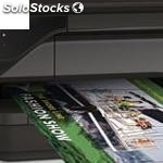 Multifuncion hp officejet 7612 - impresion A3+ 33/29PPM escaner 1200PPP fax adf
