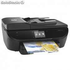 Multifuncion hp wifi con fax envy 7640 e-all-in-one - 14/9 ppm - duplex - scan