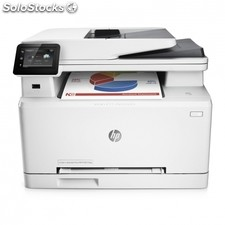 Multifuncion hp wifi con fax laser color pro M277DW - 18/18PPM - duplex - scan