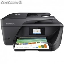 Multifuncion hp wifi con fax officejet pro 6960 - 30/26 ppm - duplex - scan