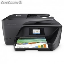 Multifunción hp wifi con fax officejet pro 6960 V2 - 30/26 ppm - duplex - scan