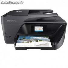Multifuncion hp wifi con fax officejet pro 6970 - 30/26 ppm - duplex - pantalla