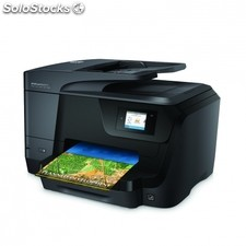 Multifuncion hp wifi con fax officejet pro 8710 - 22/18 ppm - duplex - scan