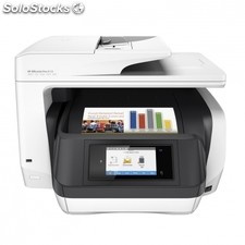 Multifuncion hp wifi con fax officejet pro 8720 - 37/37PPM A4 - duplex - 256MB -