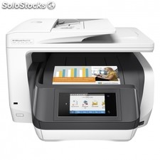 Multifuncion hp wifi con fax officejet pro 8730 - 36/36PPM A4 - duplex - 512MB -