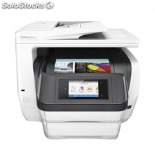 Multifuncion hp wifi con fax officejet pro 8740 - 36/36PPM A4 borrador - duplex