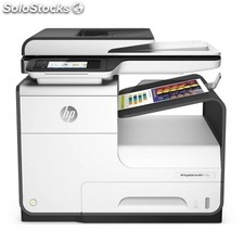 Multifuncion hp wifi con fax pagewide pro 477DW - 40/40 ppm - duplex - scan