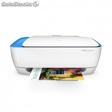 Multifuncion hp wifi deskjet 3636 - 20/16 ppm - res. Hasta 4800x1200PPP - scan