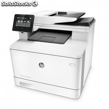 Multifuncion HP Wifi lasercolor pro m477fdw - 28/28ppm - scan 1200ppp - fax -