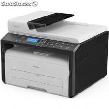Multifuncion ricoh laser monocromo SP220SNW A4/ 23PPM/ usb/ red/ wifi
