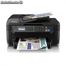 Multifuncion Wifi EPSON workforce wf-2650dwf - fax - USB - cartuchos