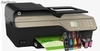 Multifuncional Hp deskjet 4615 ink advantage + bulk ink-jet instalado