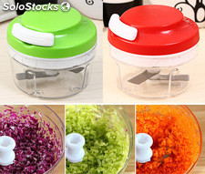 Multifuncional Manual libre Speedy Food Chopper
