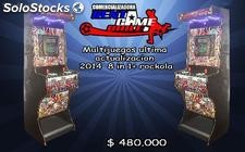 Multijuegos 2014 - 8 in 1+ rockola