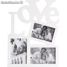 Multimarco 3 love blanco - b and b - 8430026457434 - 55992