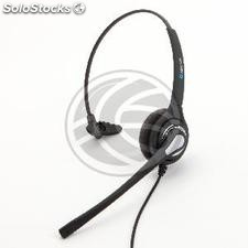 Multimedia headset with microphone AudiMax (KJ01-0002)