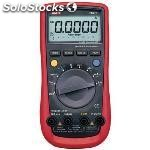 Multimeter digital trms ac 22000 digits 750 vac 1000 vdc 10 adc