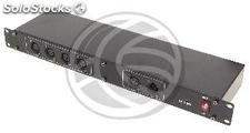 Multiplier dmx 512 4-Port 1U (XC41)