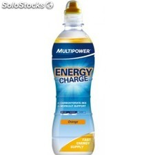Multipower Energy Charge 12 botellas x 500 ml