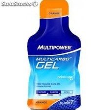 Multipower Multicarbo Energy Gel 24 geles x 40 gr