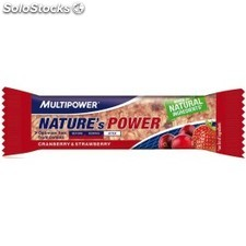 Multipower Nature´s Power Bar 24 barritas x 40 gr